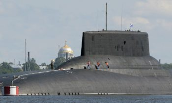 NATO records Russia's largest submarine activity since end of Cold War