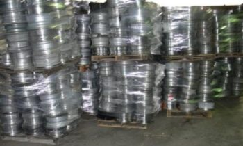 Norway's aluminium wire exports to Sweden