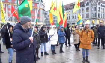 Turkish occupation of Rojava protested in Oslo