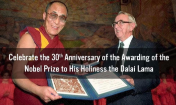 The 30th Anniversary of Noble peace Prize to H.H. the Dalai Lama in Norway