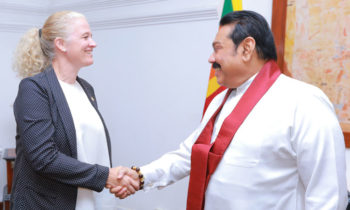 Ambassador of Norway calls on SL PM