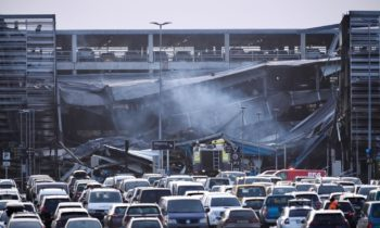 Fire at Norway Airport Destroys Hundreds of Cars, Grounds Planes