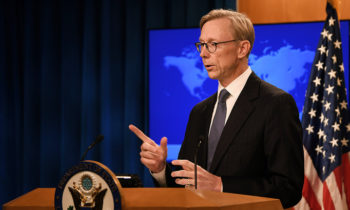 US is open to negotiating with Iran : Brian Hook