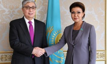 KAZAKH PRESIDENT SPEAKS ON CENTRAL ASIAN COOPERATION AND SUPPORT TO AFGHANISTAN