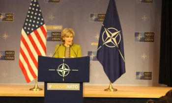 NATO to consider bulking up Iraq mission