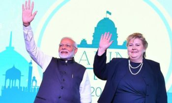 India and Norway strengthen partnership on blue economy