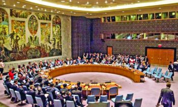 China refuses to allow discussion on virus in UNSC