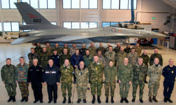 The Military Committee heads north to visit founding Ally Norway