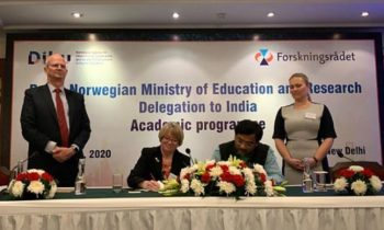India-Norway Sign MoUs In Field Of Research And Higher Education