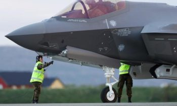 Norway's new F-35 were scrambled to meet Russian anti-sub aircraft