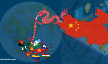 10 countries are falling into China's debt trap