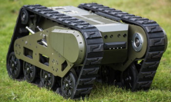 Milrem Robotics develop unmanned ground system