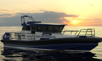 Port of Oslo orders new eco-friendly patrol boat