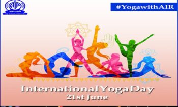 6th International Day of Yoga in Oslo