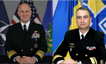 USA and Ukrainian taking part in 2020 Sea Breeze exercises