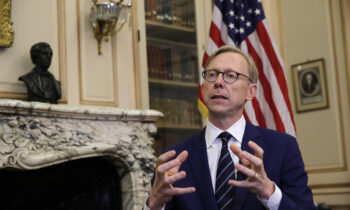 Brian Hook Says Arms Embargo Against Iran To Be Extended 'One Way Or Other'