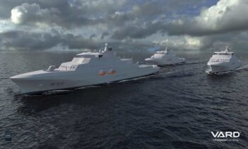 Kongsberg to provide sonars for Norwegian Coast Guard vessels