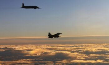 More NATO jets are being scrambled from Norway