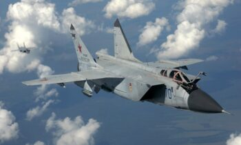Russian aircraft intercepts Norwegian plane in international airspace