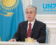 Multilateralism is at greater risk since Cold War, Kazakh President says at UN