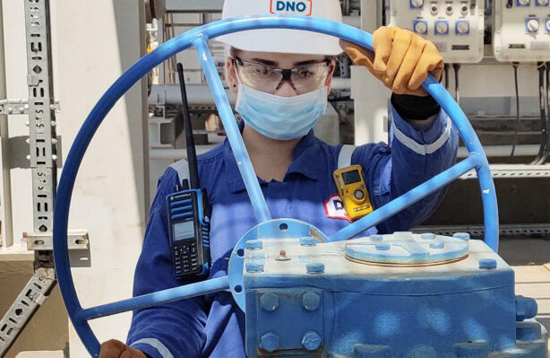 DNO decarbonisation project in Iraq begins