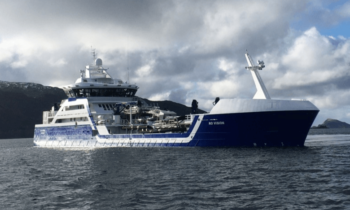 Hybrid wellboat named Norway's Ship of the Year