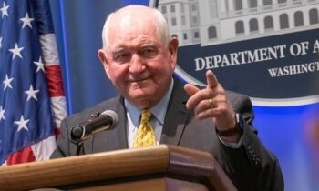 U.S. agriculture secretary says unsure if China will meet Phase 1 farm commitment