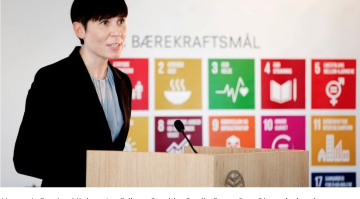 UN Office of Legal Affairs and Norway support developing countries
