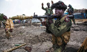 Threat Facing Aid Workers in South Sudan