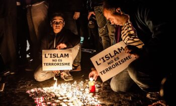 European leftists and Islam are enemies of freedom