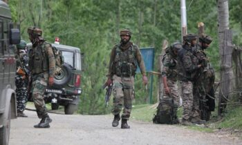 India conveys its strong concern to Pakistan on the terror in Jammu and Kashmir