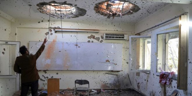 """""""Students are not a target,"""" say NATO, diplomatic missions in Afghanistan"""