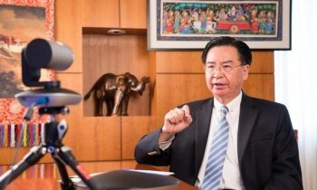 Taiwan's foreign minister presses Norway to stop mislabeling nationality as 'China'