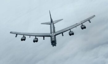 U.S. B-52, joined by NATO fighter planes, completes Barents Sea exercise