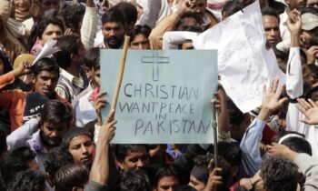 Pakistan to blame for persecuting Christians