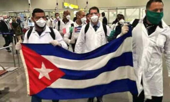 Nobel Prize Committee registers Russia's nominations to Cuban doctors