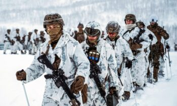 1,000 US Marines arrive in Norway for cold-weather training