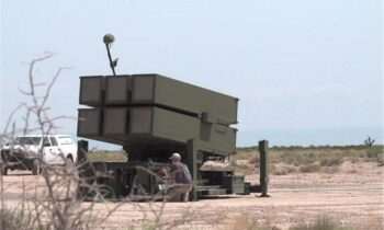 Kongsberg upgrade NASAMS air system for Norway