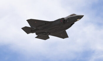 NATO F-35 Milestone: First F-35A for Denmark Takes Flight