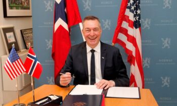 Norway signs Supplementary Defense Cooperation Agreement with the United States
