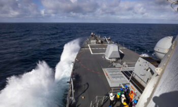 NATO warships start major air and missile defence exercise