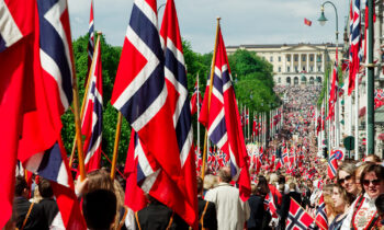 May 17 marks Norwegian Constitution Day