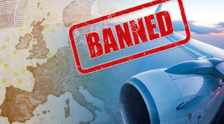 Non-EU countries join EU decision to ban Belarusian airlines from their airspace