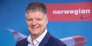 Norwegian appointed Geir Karlsen as its new CEO