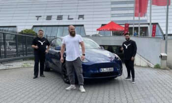 Tesla Model Y takes over Norway, pushes all-electric car sales to 72% market share