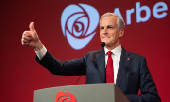 Norway turns left, elects Støre as new leader