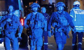 Terrorist attack in Norway : 5 killed and 2 injured